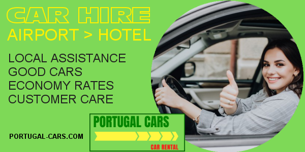 algarve car hire delivery airport hotel